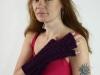 dlouhé bezprstové rukavice