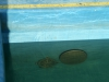 malý bazén - detail