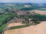 Obec Nezvěstice - letecké snímky