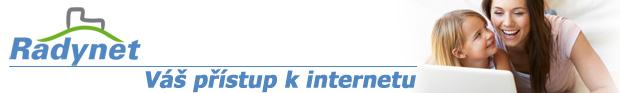 Radynet - Váš přístup k internetu